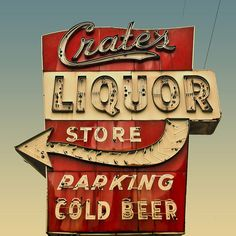 Crate's Liquor Store - Red Bank, NJ.
