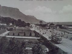 Old Cape Town Old Pictures, Old Photos, Third World Countries, Namibia, Mystery Of History, Most Beautiful Cities, Places Of Interest, Historical Pictures, Cape Town