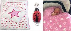 STARLOVE by Manostiles organic children bedding