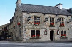 The Olde Castle Bar & Restaurant Donegal Town County Donegal, Ireland.