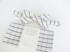 Wedding set for men  bow tie and pocket square by BartekDesign on Etsy, €27.50
