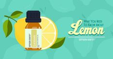 What You Need to Know About Lemon Essential Oil Lemons have been used for such a long time for a variety of things. They have been used in many dishes, as a pleasant fragrance, and as a common household cleaning ingredient. Lemons have. Essential Oil Companies, Are Essential Oils Safe, Essential Oil Uses, Lemon Essential Oils, Young Living Essential Oils, Ingesting Essential Oils, Herbs For Anxiety, Dishwasher Tablets, Diffuser Recipes