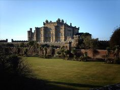 Culzean Castle, Ayrshire, Scotland - Pixdaus Culzean Castle is a castle near Maybole, Carrick, on the Ayrshire coast of Scotland. It is the former home of the Marquess of Ailsa, the chief of Clan Kennedy, but is now owned by the National Trust for Scotland.