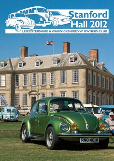 Stanford Hall 2012 - Sunday 6th May 2012 - THE EVENT IS CANCELLED.
