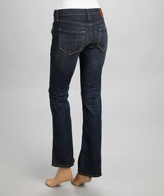 This Big Star Eight-Year Journey Hazel Slim Mid-Rise Bootcut Jeans - Women by Big Star is perfect! #zulilyfinds