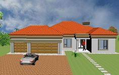 Overall Dimensions- x m Bedrooms- 2 Car Garage Area- Square meters