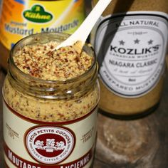 Whole Grain Mustard Collection now featured on Fab.