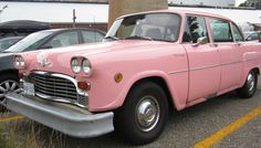Image detail for -such as this old pink car that i see regularly Pink Clocks, Automobile Companies, Wind In My Hair, Car Images, Bing Images, Station Wagon, Limo, My Ride, Cars And Motorcycles