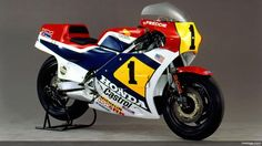 1984 Honda NS500 - Cafe Racer