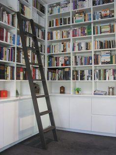 learn to build stuff out of wood, like a huge bookshelf