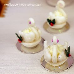 Dollhouse Kitchen Miniatures