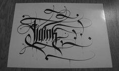 canli mürekkep by desan twentyone, via Behance