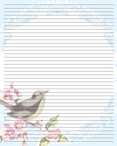 Right here you'll find a lot of totally free Sea Writing Paper Printable…