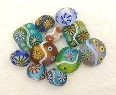 A Fun Tutorial On How To Make Murrini For Lampwork Beads SRA