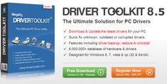 Driver Toolkit 8.5 Crack + License Key free is the new and most refreshed variant of Driver. It's All in One Driver Toolkit Crack. it deals with every one..