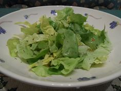 green salad – Famous Last Words Roasted Eggplant Dip, Lettuce, Cabbage, Food And Drink, Low Carb, Cooking Recipes, Lunch, Salad, Dinner