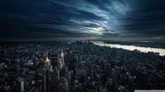 New York  HD Background