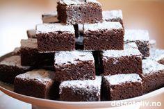 Brownies Wonderful | Det søte liv
