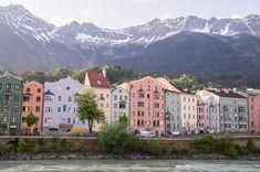 innzeile, innsbruck, 5 Must-Do´s in Innsbruck – 5 Dinge, die ihr nicht verpassen dürft