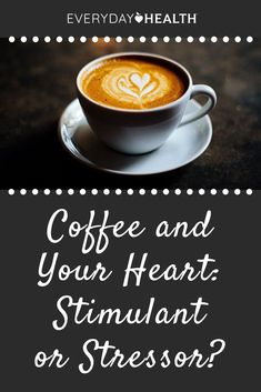 Is #coffee beneficial for your heart?
