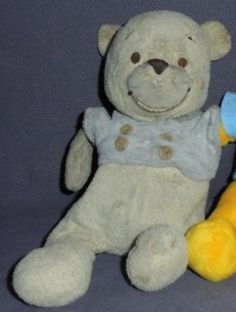 Lost at Hove - Denmark Villas (near Hove Station) on 30 Jun. 2016 by Mim: Small one armed winnie the pooh bear. Brighton And Hove, Pooh Bear, Security Blanket, Lost & Found, Pet Toys, Villas, Jun, Winnie The Pooh, Arms