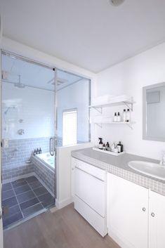WEB内覧会・浴室リフォーム完成!そしてご挨拶。 - ひより ごと