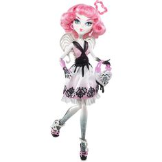 C.A. Cupid-  Monster High doll