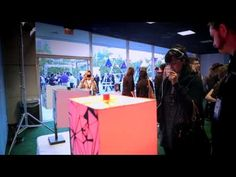 DAQRI 4D Expo 2014: The Premier Augmented Reality Conference - YouTube