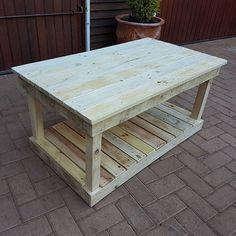 Simple Pallet Tables Ideas