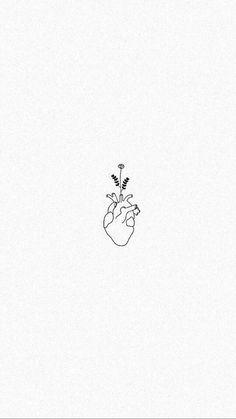 Line Tattoos, Body Art Tattoos, Small Tattoos, Tatoos, Mini Drawings, Easy Drawings, Tattoo Drawings, Drawings With Meaning, Simple Tattoo With Meaning