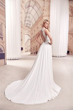 febe45b2353 Wedding Dress MD303. Eddy KPlaid WeddingWedding Dresses ...