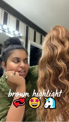 Light Blonde Highlights, Body Wave Wig, Hair Essentials, Honey Brown, Natural Curls, About Hair, Human Hair Wigs, Hair Goals, Hair Styles