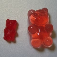 Gummie Bears soaked in vodka. Easier and way cuter than plain old jello shots!