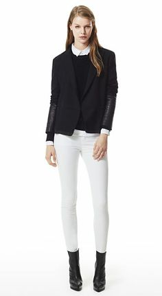 Women's Jacket - Antonito B Classical Blazer - Theory.com