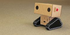 Boxie, il mini robot del MIT che fa il reporter! (SO CUTE)