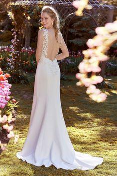 c4702e930 Las 20 mejores imágenes de vestidos de novia en 2016   Vestidos de ...
