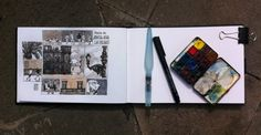 Urban Sketchers Workshops: NAPLES INVENTORY: Collect the City