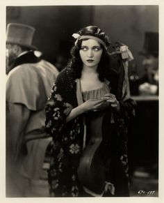"Paola Negri in ""Loves of an Actress"" (1928)"