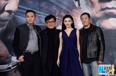 "Jackie Chan's new film ""Police Story 2013"" will be screened on December 24, 2013"