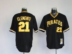 From the movie abduction, Pittsburgh pirates clementine retro baseball top number 21 $49.99 from blackfridayjerseys.com