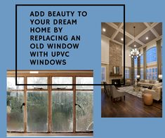 Are you old windows and doors creaky? planning to replace it, then customize your home with spiker's #uPVC #windows and #doors.