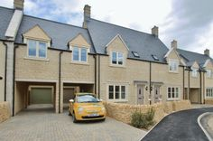 House to rent in Fairford, Gloucestershire - £1,200 pcm. AVAILABLE IMMEDIATELY! BRAND NEW four bedroom house offering a surprising amount of spacious and flexible living accommodation. The property...