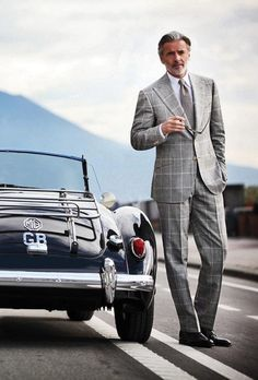 Gentleman style 551479916850269267 - British Style — gentlemansessentials: Style I Gentleman's… Source by granttietjen Style Gentleman, Dapper Gentleman, Gentleman Fashion, Sharp Dressed Man, Well Dressed Men, Looks Style, Style Me, Style Dandy, Windowpane Suit