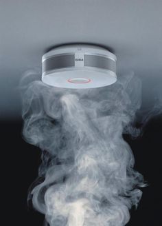 GiraSmoke alarm devices are lifesavers