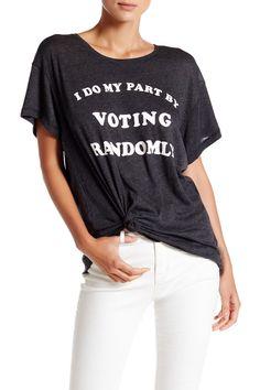 Voting Randomly Manc
