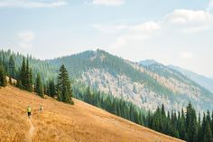 Beautiful smokey skies in Manning Park this past week! #hiking #camping #outdoors #nature #travel #backpacking #adventure #marmot #outdoor #mountains #photography