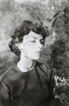 "Emmet  Gowin. ""Edith, Danville""  Courtesy of PhotoEspaña / stylefeelfree.com"