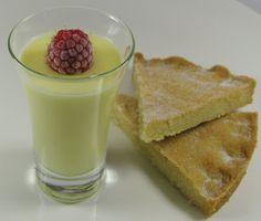 Kitchen Delights: NIGEL SLATER'S LEMON POSSET