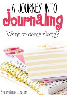 Join me on a journey of self-discovery and learn the healing power of journaling.