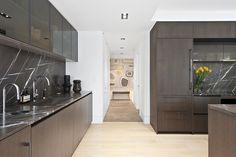 View the portfolio of interior designer Suk Design Group Group Captions, Interior Design Portfolios, Loft Kitchen, Home Furnishings, Kitchen Cabinets, House, Chelsea, Kitchens, Street